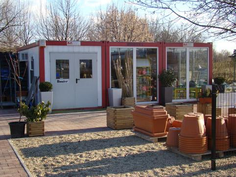 Gartenbau Verkaufsbüro