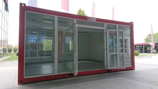 Empfangsbüro in Gunskirchen