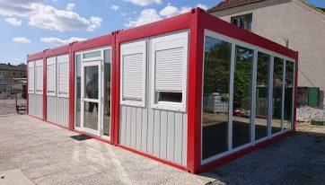 Container Vermietung und Verkauf Mobilbox-