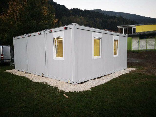 Containeranlage Kärnten