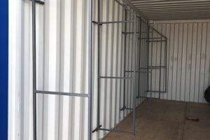 Container Regalsystem
