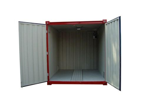 Umweltschutzcontainer