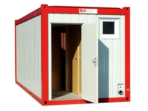 wohncontainer modern