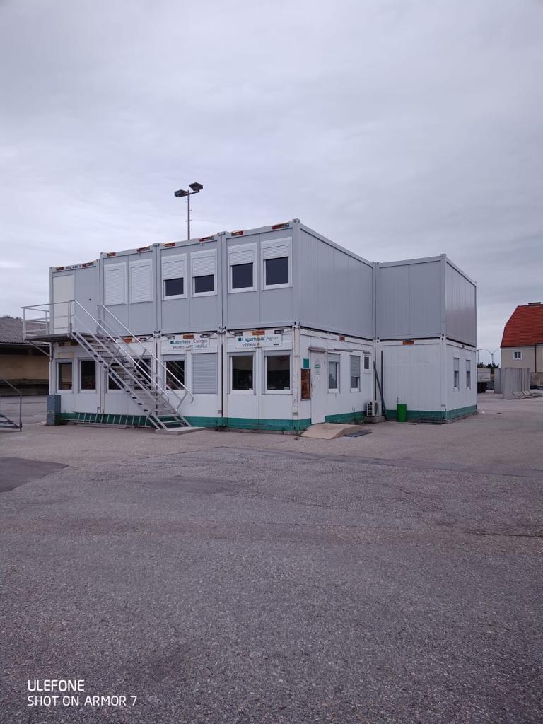 Containeranlage Bruck/Leitha