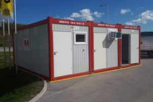 Bürocontainer (35)