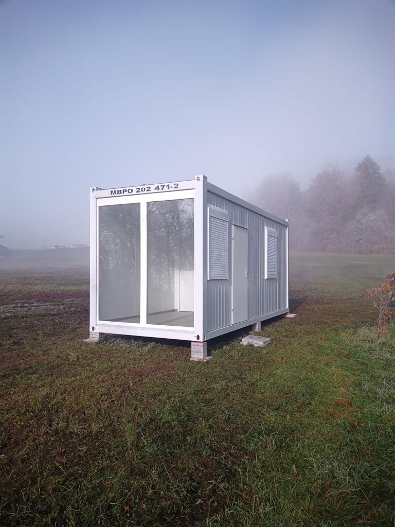 Bürocontainer in Kärnten
