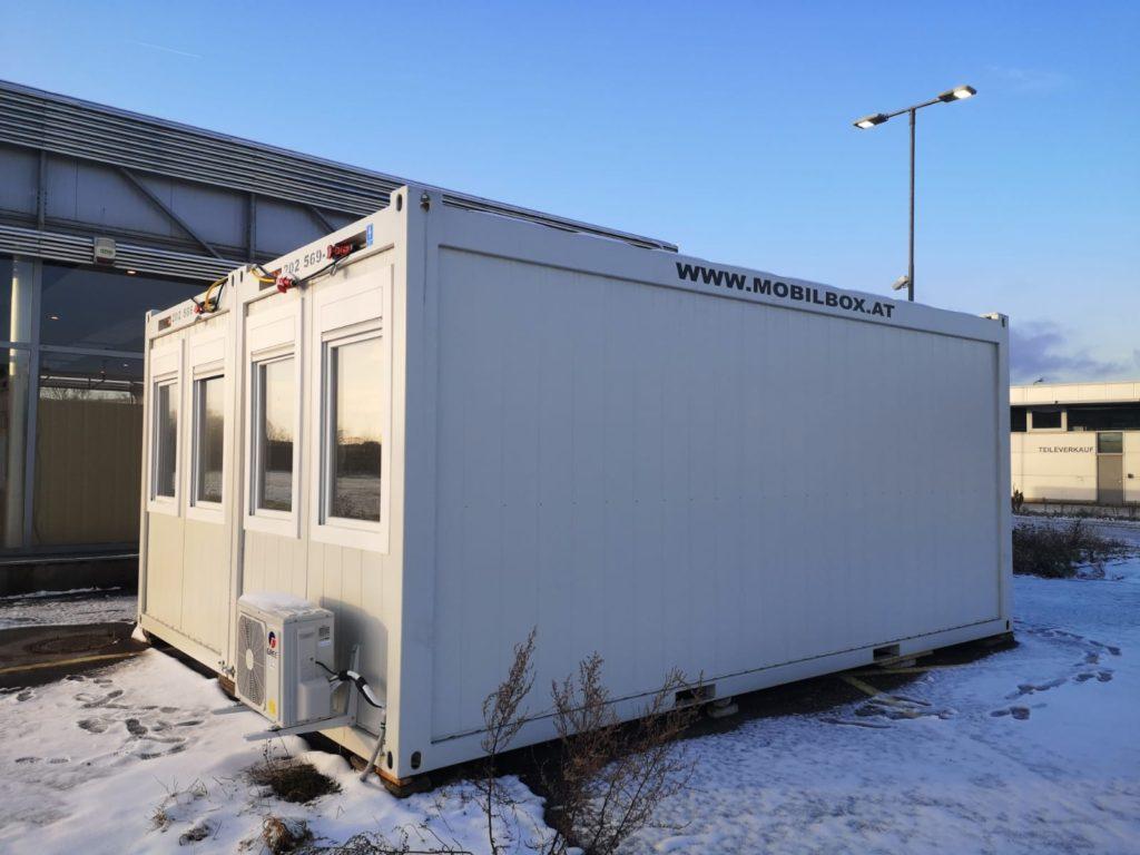 Container IZ Wr. Neudorf