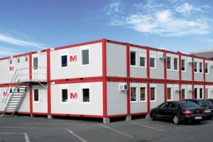 Bürocontainer mieten