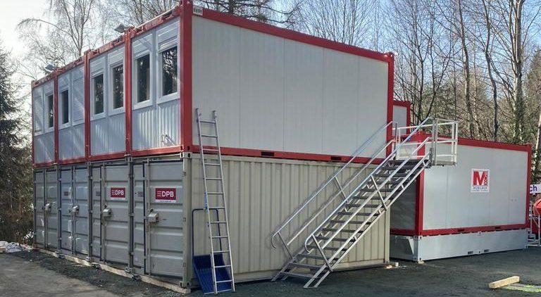 Bürocontainer Steiermark